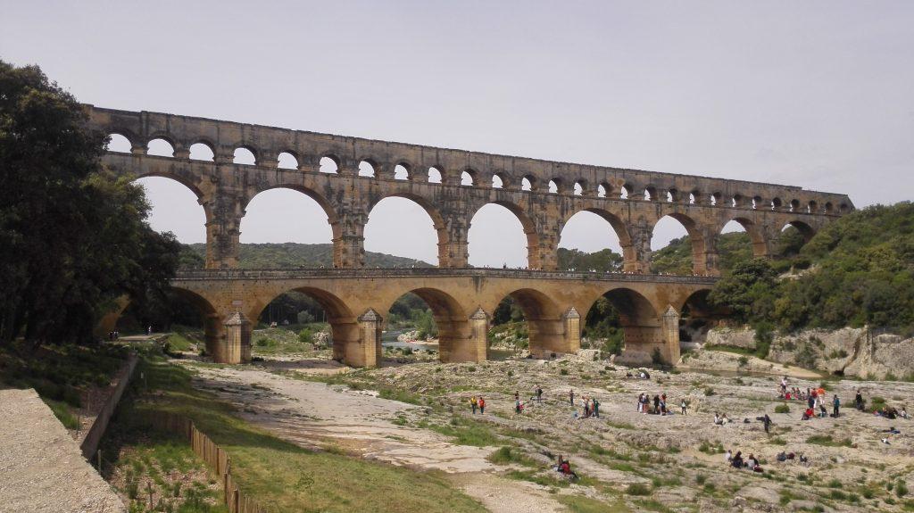 Pont du Gard (Aquädukt)