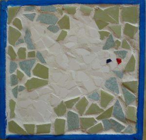 Mosaikuntersetzer