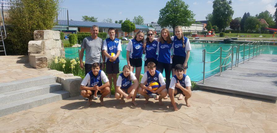 Beachvolleyball Jugend trainiert für Olympia – Bezirksentscheid in Göttingen