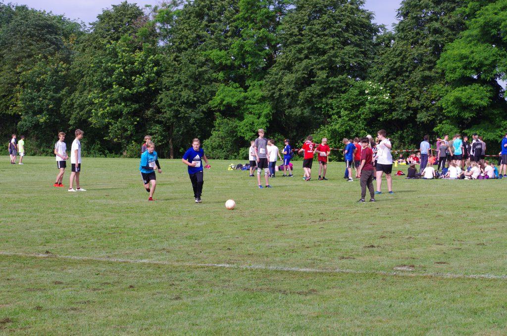 Fußball für zwischendurch