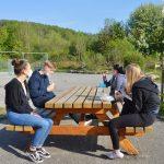 Rückkehr zur Schule: Eindrücke an der KGS