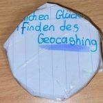 SZ: Geocaching